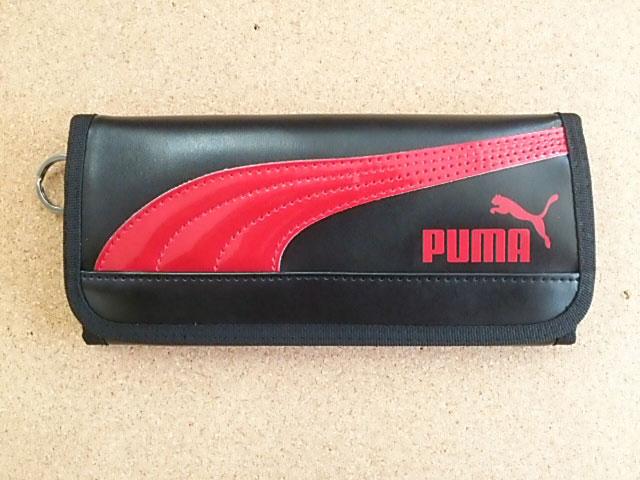 財布・ケース, メンズ財布 PUMA PM130BK 3cmOK