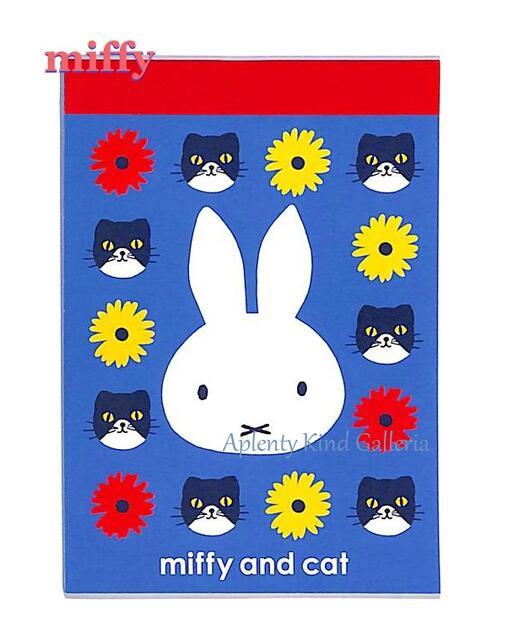 文房具・事務用品, その他 New miffy A7 MF581A) miffy and cat 3cmOK