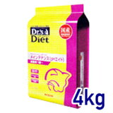 ドクターズダイエット 猫用メインテナンス(phエイド) 4.0kg 1〜6歳 成猫用 プレミアムフード