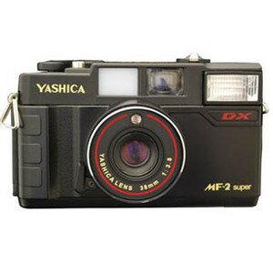 YASHICAを語り継ぐクラシックモデル【新品】YASHICA/ヤシカ フィルムカメラ MF-2 SUPER