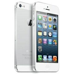 iPhone5(SIMフリー・海外版)【送料無料】香港版SIMフリー Apple iPhone5 32GB ホワイト【02P0...
