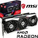 【新品】 MSI Radeon RX 6800 XT GAMING X TRIO 16G 16GB GDDR6 AMD Radeon RX 6800 XT 搭載 トリプルファンクーラー Tri Frozr 2 採用..