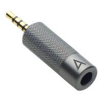 Astell&KernAK2.5mm4極バランスプラグ[ゆうパケット対応]