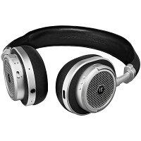Master&DynamicBluetoothワイヤレスヘッドホンMW50S1-BLK[シルバー/ブラック]