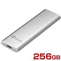 PLEXTORプレクスターポータブルSSDEX1256GBEX1-256[USB3.1チタニウムシルバー]