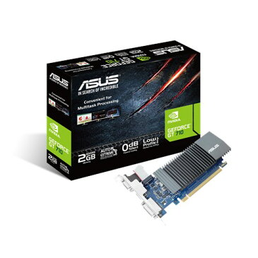 ASUS エイスース グラフィックボードGT710-SL-2GD5 [NVIDIA GeForce GT 710 / 2GB]