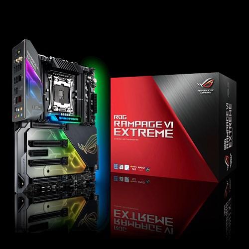 ASUS エイスース マザーボード ROG RAMPAGE VI EXTREME [LGA2066 X299]