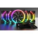 GAMDIAS ガンディアス RGB LED搭載 120mm...