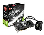 MSI GeForce RTX 2080 Ti SEA HAWK X エムエスアイ グラフィックボード [NVIDIA GeForce RTX 2080 TI / 11GB]