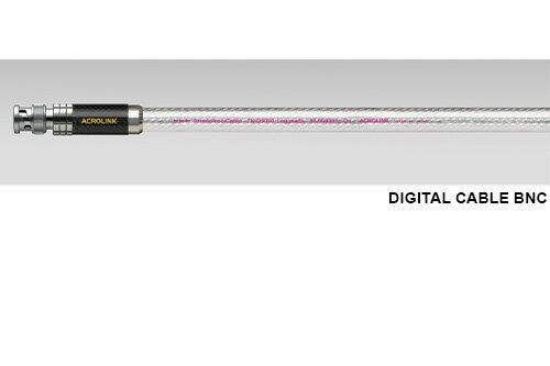 AVケーブル, 同軸デジタルケーブル ACROLINK7N-D5050 Leggenda DIGITAL BNC(1.0m1)