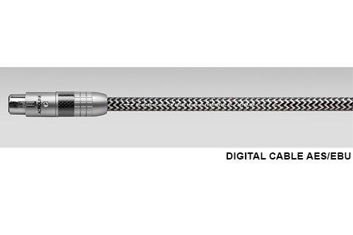 AVケーブル, 同軸デジタルケーブル ACROLINK7N-A2400 Leggenda DIGITAL CABLE AESEBU(1.5m1)