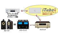 ラジカン秋葉原店!英国iFi-Audio社iFI-Audio(アイファイ・オーディオ)iTubeハイエンド真空管式バッファーアンプ兼プリアンプ