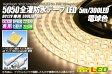 全灌防水テープLED 60LED/m IP68 電球色 5m