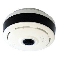 全方位HD画質ワイヤレスWiFiカメラVR360リング
