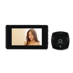 人感センサー付きドアスコープカメラBSC-006R