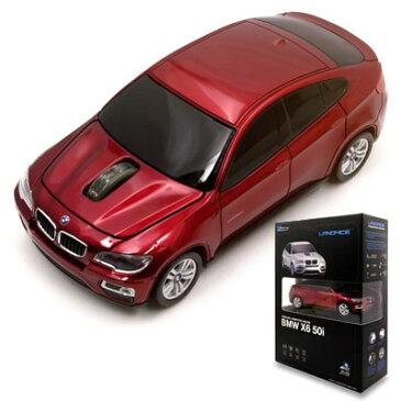 BMW X650i 2.4G無線マウス 1750dpi レッド