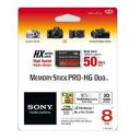MS-HX8【MEMORY STICK PRO-HG Duo 8GB (50MB/S)】