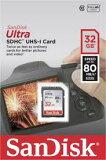 SDSDUNC-032G-GN6IN【SDHCカード32GBClass10UHS-1対応Read80MB/s】