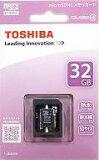 TOSHIBAmicroSDHCカード32GBClass4(国内正規品)SD-MK032G