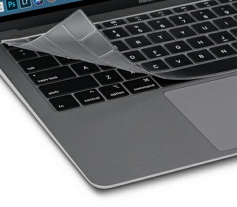 《在庫あり》moshi Clearguard for MacBook Air 2020(英語キーボード用)[mo-cld-a20u]