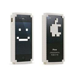 【購入金額15,000円以上で送料無料】《在庫あり》Big Big Pixel 8-Bit iPhone 4S/4バンパー ホ...