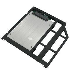 光学ドライブスペース用HDD/SSDマウンタ Macbay [RGH25BAY-001]