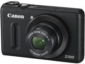 【 購入金額15,000円以上で送料無料 】《在庫あり》【台数限定】CANON(キヤノン)PowerShot S100...