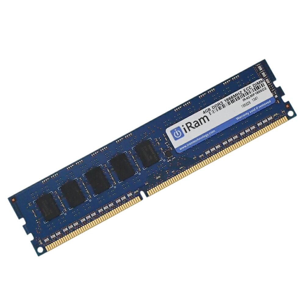 《在庫あり》iRam製 240pin DDR3 1866MHz(PC3-14900) ECC SDRAM 16GB [240-1866-16384-IR]:Mac専門の秋葉館