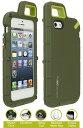カラビナ付で衝撃に強いiPhone 5対応アウトドアケース PX360°Extreme Protection System for...
