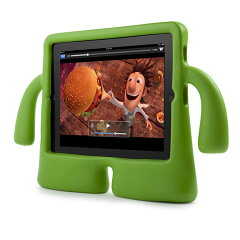 《お取り寄せ》Speck(スペック)iPad2 iGuy - Lime [SPK-IPAD2-IGUY-LIME] 【newitem】