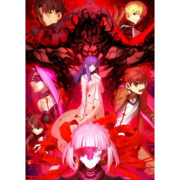 SME 劇場版「Fate/stay night  II .lost butterfly」 通常版 BD