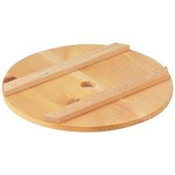雅うるし工芸 木製押蓋(サワラ) 36cm <AOS01036> AOS01036