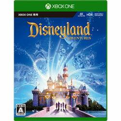 Microsoft(マイクロソフト) ディズニーランド・アドベンチャーズ 【Xbox Oneゲームソフト】