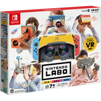 Nintendo(任天堂) Nintendo Labo Toy-Con 04: VR Kit 【Switchゲームソフト】 NINTENDOLABO04VRKIT