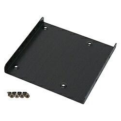 アイネックス 2.5インチSSD/HDD変換マウンタ ブラック HDM-27A HDM27A