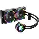 ENERMAX ELC-LF240-RGB (水冷CPUクーラー...