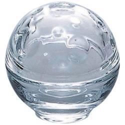 東洋佐々木ガラス 花かざり 水玉(蓋と身)(6ヶ入) TS44006 <RHN5801> RHN5801