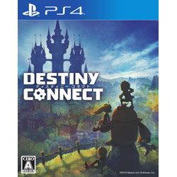 日本一ソフトウェア DESTINY CONNECT (ディスティニーコネクト) 【PS4ゲームソフト】