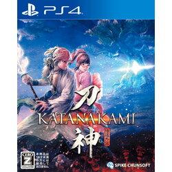 スパイク・チュンソフト 侍道外伝 KATANAKAMI 【PS4ゲームソフト】