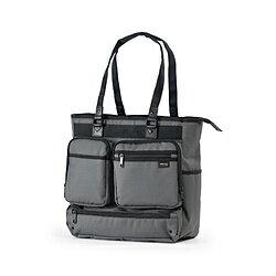 產品詳細資料,日本Yahoo代標 日本代購 日本批發-ibuy99 包包、服飾 包 男士包 A.L.I トート CORDURA グレー ADC-6020 ADC6020