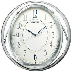 SEIKO 電波アミューズ掛け時計 AM262W AM262W