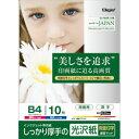 Nakabayashi インクジェット用紙 光沢紙PXシリーズ(B4/10枚) JPPX-B4S-10 JPPXB4S10