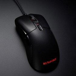 東プレ ゲーミングマウス REALFORCE RFM01U11 [光学式 /6ボタン /USB /有線] RFM01U11