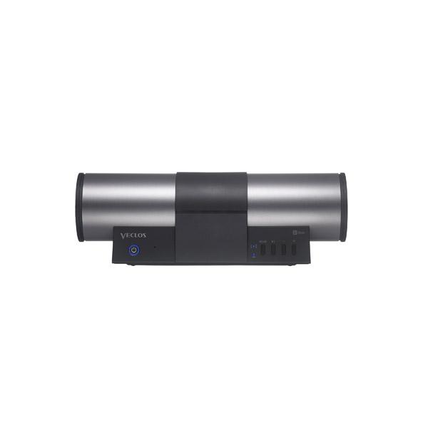 【在庫限り】THERMOS(サーモス)VECLOSワイヤレスポータブルスピーカーSPW-500SPW-500WP-BKブラック[Bluetooth対応/防水]SPW500WP[振込不可]