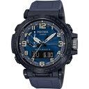 CASIO(カシオ) [ソーラー電波時計]プロトレック(PROTREK) NAVY BLUE SERIES PRW-6600Y-2JF PRW6600Y2JF