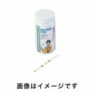【日産化学】水質検査試験紙 (アクアチェック(R)) 5項目 ECO 1-1546-11