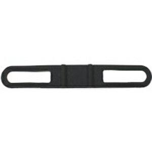自転車やパイプに簡単にLEDライトが取付できる ブラック