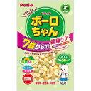 【ペティオ Petio】ペティオ 体にうれしい ボーロちゃん 7歳からの健康ケア 野菜Mix 120g