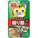 あきばお〜楽天市場支店で買える「【はごろもフーズ Hagoromo】はごろもフーズ ねこまんまパウチ 削り節入り 40g」の画像です。価格は87円になります。