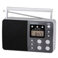 【オーム電機OHM】オーム電機OHMAudioCommDSPポータブルラジオ07-6595RAD-T550N